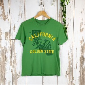 Aéropostale California Bear Graphic Tee Unisex